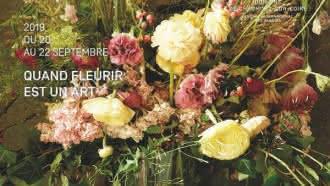 Quand fleurir est un art au Château de Chaumont-sur-Loire