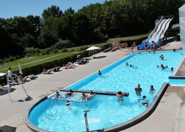 Agl'eau - Piscine et centre aquatique à Blois - Vacances en Val de Loire