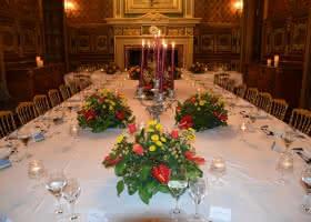 Ateliers Bonnes manières à la française au Château de Cheverny