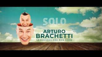Spectacle illusion et magie d'Arturo Brachetti «Solo» à la Pyramide