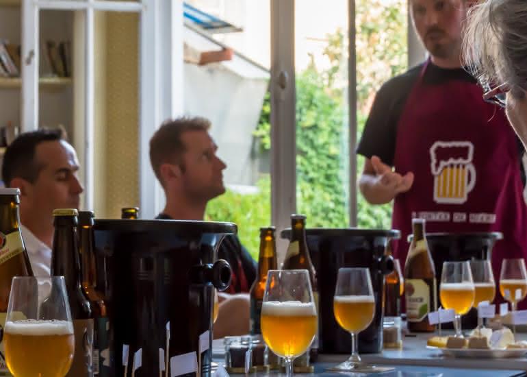 Atelier bière