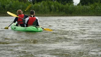 Découverte de la Loire en canoë