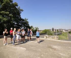 Circuits pédestres découverte autour de la Loire