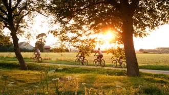 Echappées à vélo – Fête des châteaux à vélo au départ de Crouy-sur-Cosson