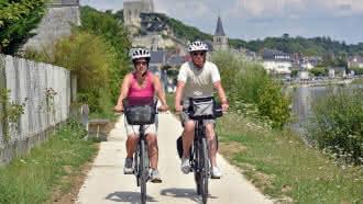 Echappées à vélo – Balade festive de Montrichard