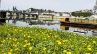 Opération nationale «J'aime la Loire Propre» à Blois