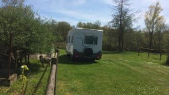 Aire de stationnement pour camping-cars – Ferme de la Maugerie