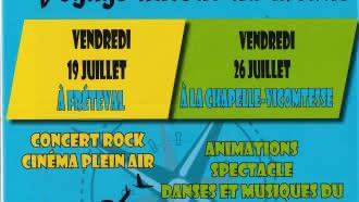 Festival Bol d'R à la Chapelle Vicomtesse