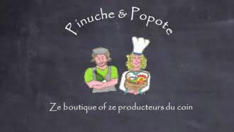 Pinuche et Popote – Ze boutique of ze producteurs du coin