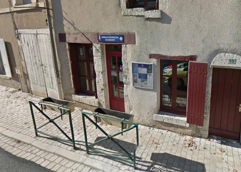 Bureau-Information-Touristique-Cheverny©OT-Blois-Chambord