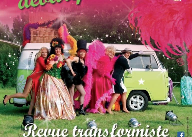 Affiche 2016 Cabaret Mme Sans Gêne