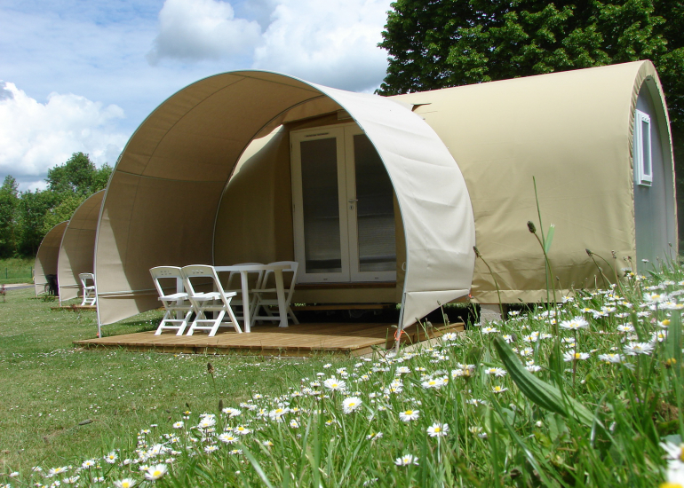 Coco Sweet au Camping Au coeur de Vendôme