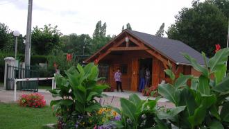 Camping municipal de Onzain