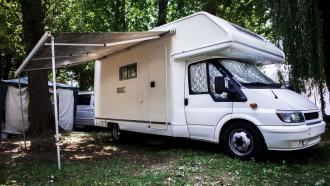 Aire de stationnement pour camping-cars – Vouzon