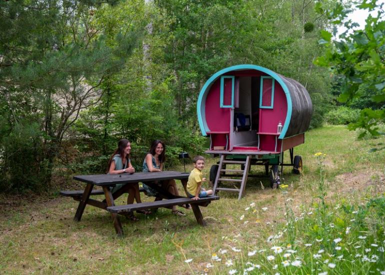 Roulotte-Camping-heureux-hasard-loir-et-Cher