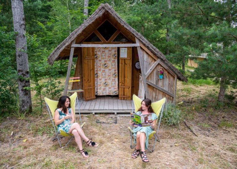 Cabane-Camping-heureux-hasard-loir-et-Cher