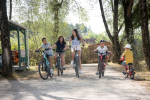 Camping Sites et Paysages les Saules-Cheverny-velo-amis