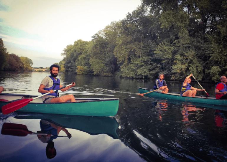 Canoe-le-Cher