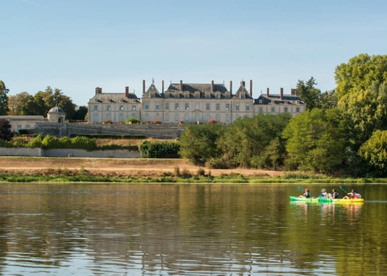 canoë sur la Loire Kayak