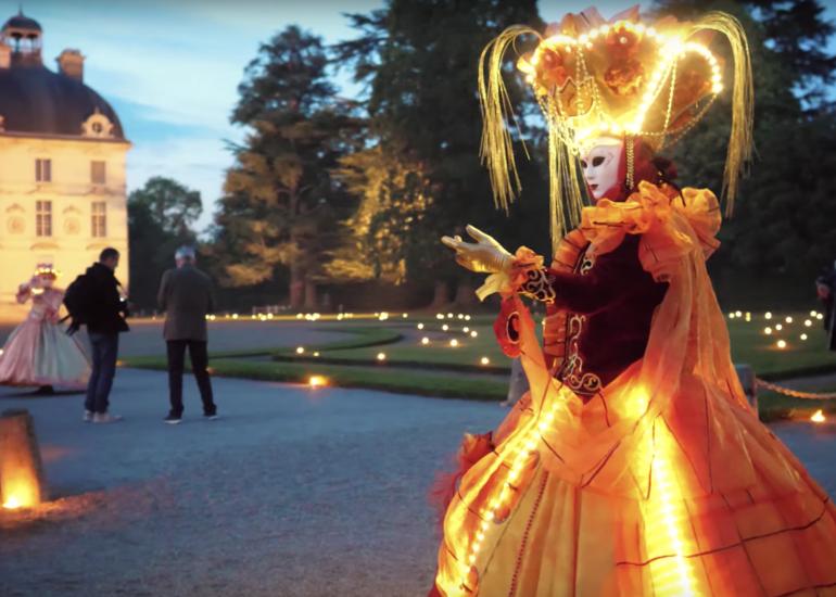 Week-end vénitien - Carnaval au château de Cheverny