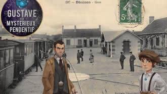 Explor'Games® Gustave et le mystérieux pendentif – A la poursuite d'Anatole : 1,5 km