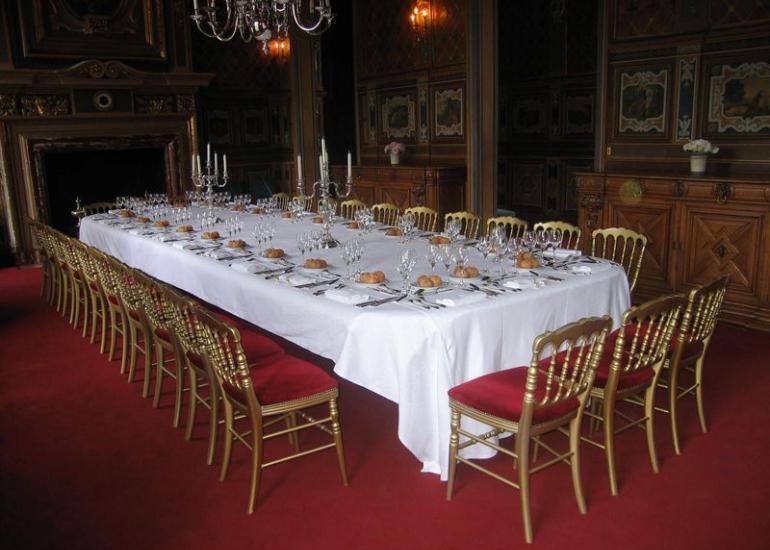 Château de Cheverny - dîner de prestige
