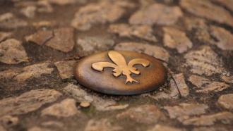 Circuits piétonniers balisés de Blois : Les Petits Clous