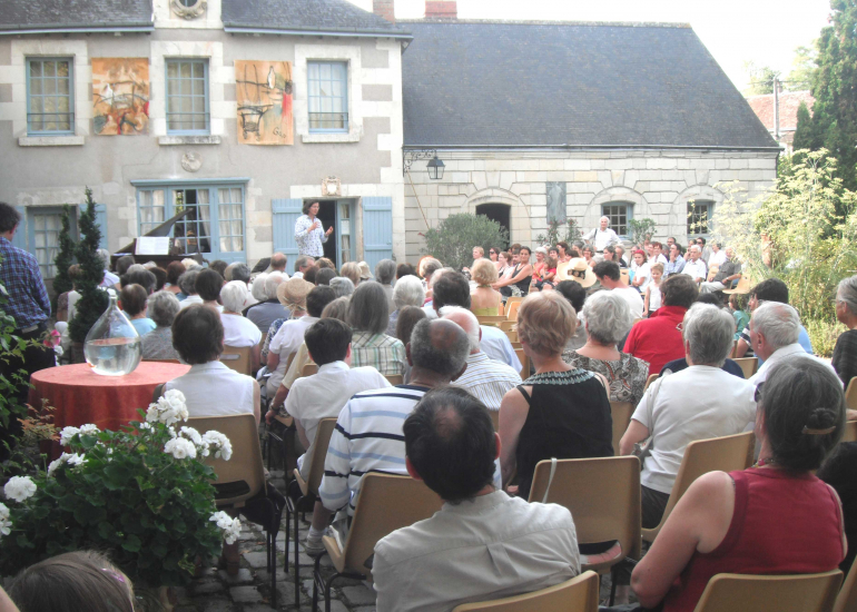 concert d'été aux Douves