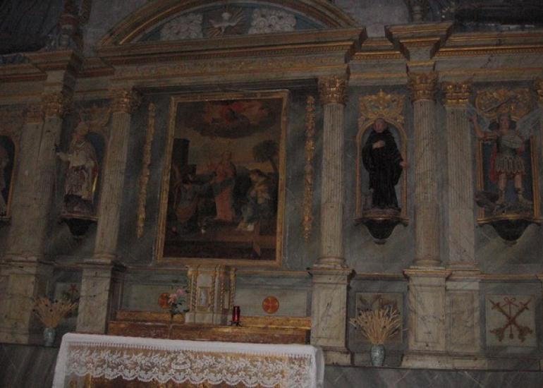 Musée d'art Sacré - Eglise de Villiers-sur-Loir