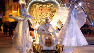 Des Lyres d'Hiver, un Noël magique à Blois