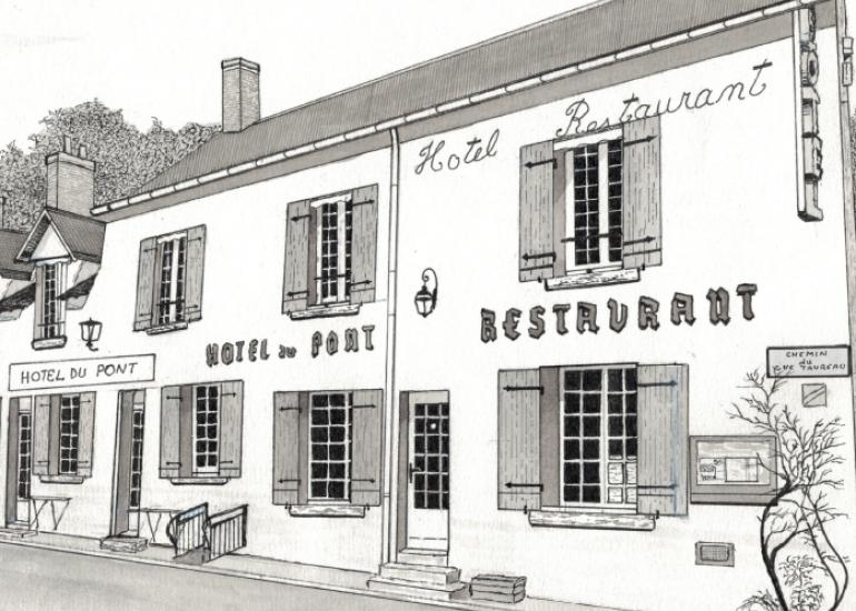 Hotel du Pont Molineuf