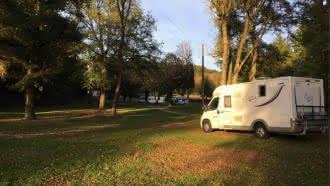 Aire Camping-Car Park – Les Montils