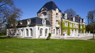 Les Hauts de Loire – le restaurant