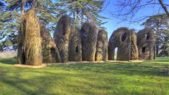 Domaine Régional de Chaumont Centre d'Arts et de Nature – Installations pérennes