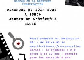 Détective party semi-numérique à Blois