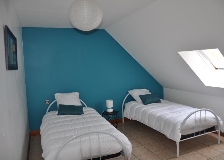 Chambre Bleue Etage