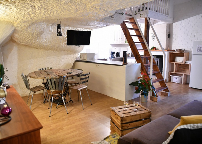 Salle à manger / cuisine