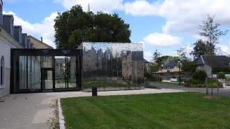 Exposition « Architecture d'hier et d'aujourd'hui » du Centre val de Loire à Rochambeau