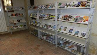 Bureau d'information touristique à Montoire-sur-le-Loir