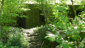 Randonnée historique W3-Quartier Général Allemand à Saint Rimay
