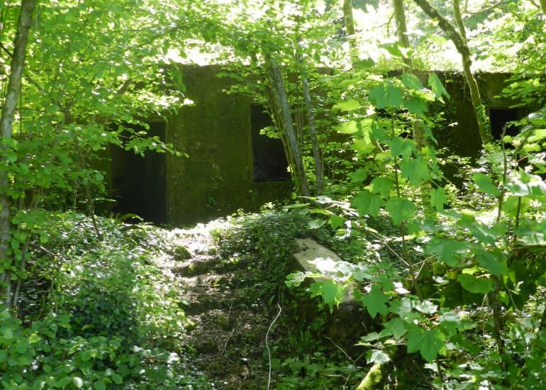 Randonnée historique à Saint-Rimay