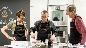 Ecole de cuisine, L'Art des Mets