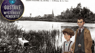 Explor'Games® «Gustave et le mystérieux pendentif» – Les légendes de Saint-Viâtre : 2,4 km
