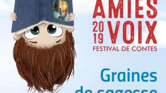 Festival Amies Voix 2019 : Les pas sages d'un fou