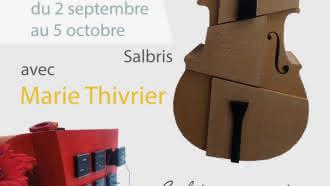 Exposition salle Léon Belly à Salbris