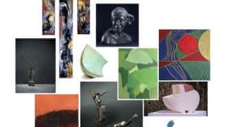 Exposition d'Art contemporain au Domaine du Chesne à Salbris
