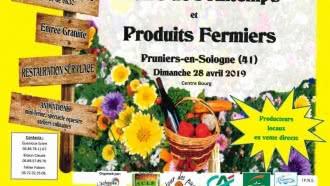 Foire de Printemps et Produits Fermiers avec Vide Grenier
