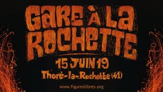 Festival Gare à la Rochette