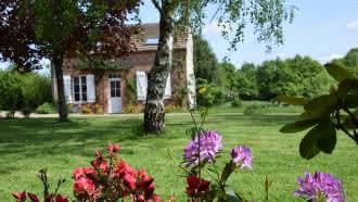 Gîte La Tuilerie en Sologne
