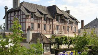 Hostellerie du Château de Chaumont-sur-Loire
